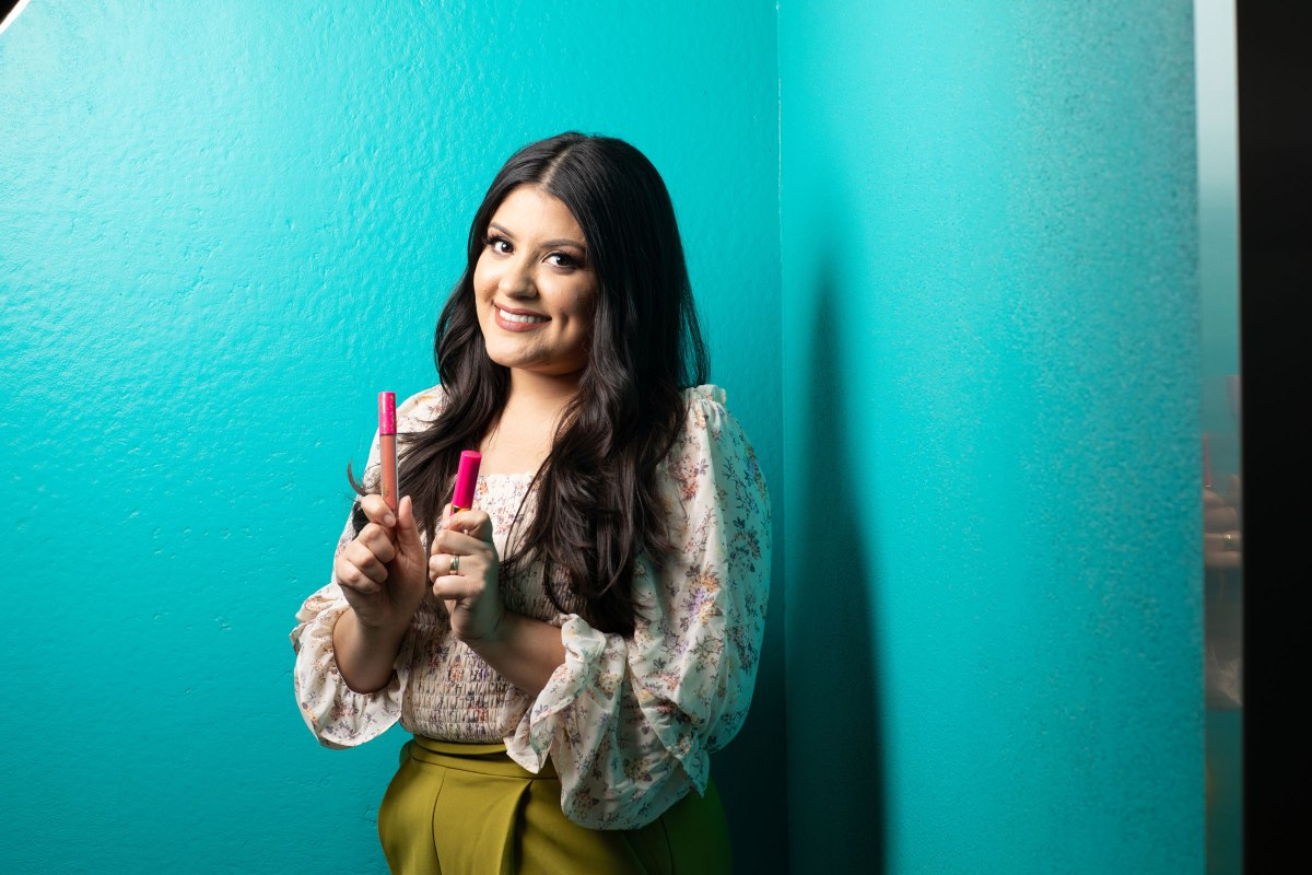 Cosmetics and community: Leslie Valdivia's makeup brand celebrates Latinx culture